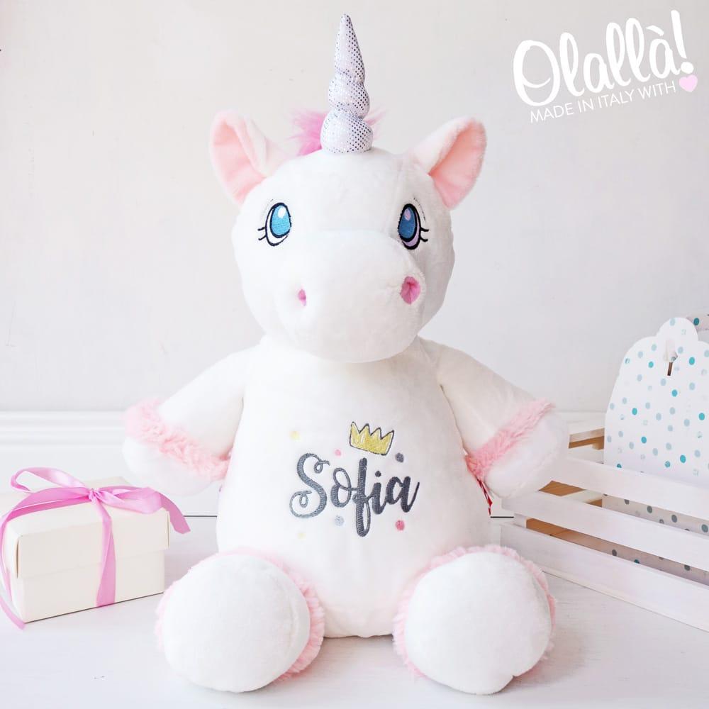 pupazzo-unicorno-bianco-personalizzato-regalo-bambino
