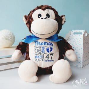 peluche-scimmia-nascita-personalizzato-regalo-1