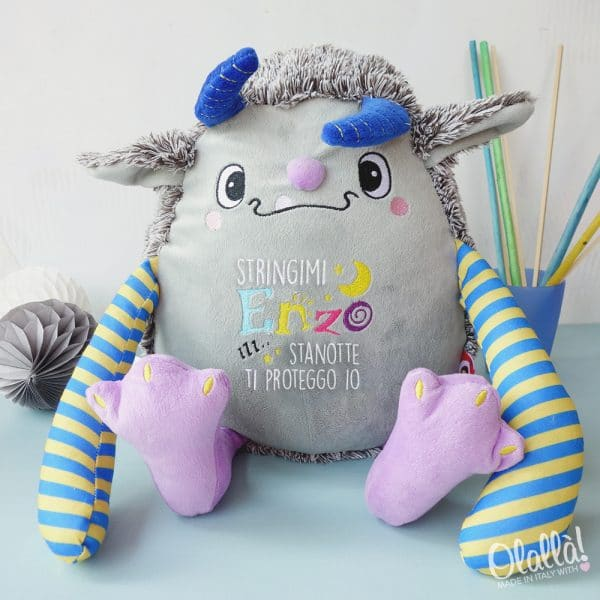 pupazzo-mostro-regalo-personalizzato-nome-1
