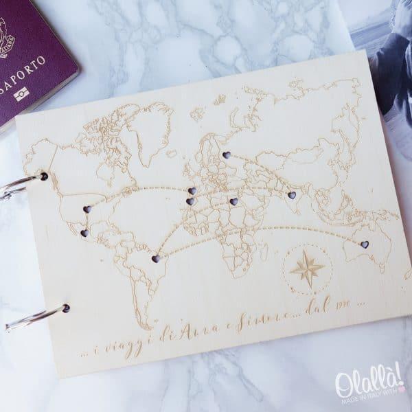 album-mondo-legno-regalo-personalizzato