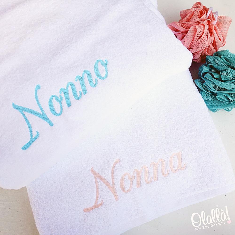 asciugamano-spugna-ricamo-nome-personalizzato-5