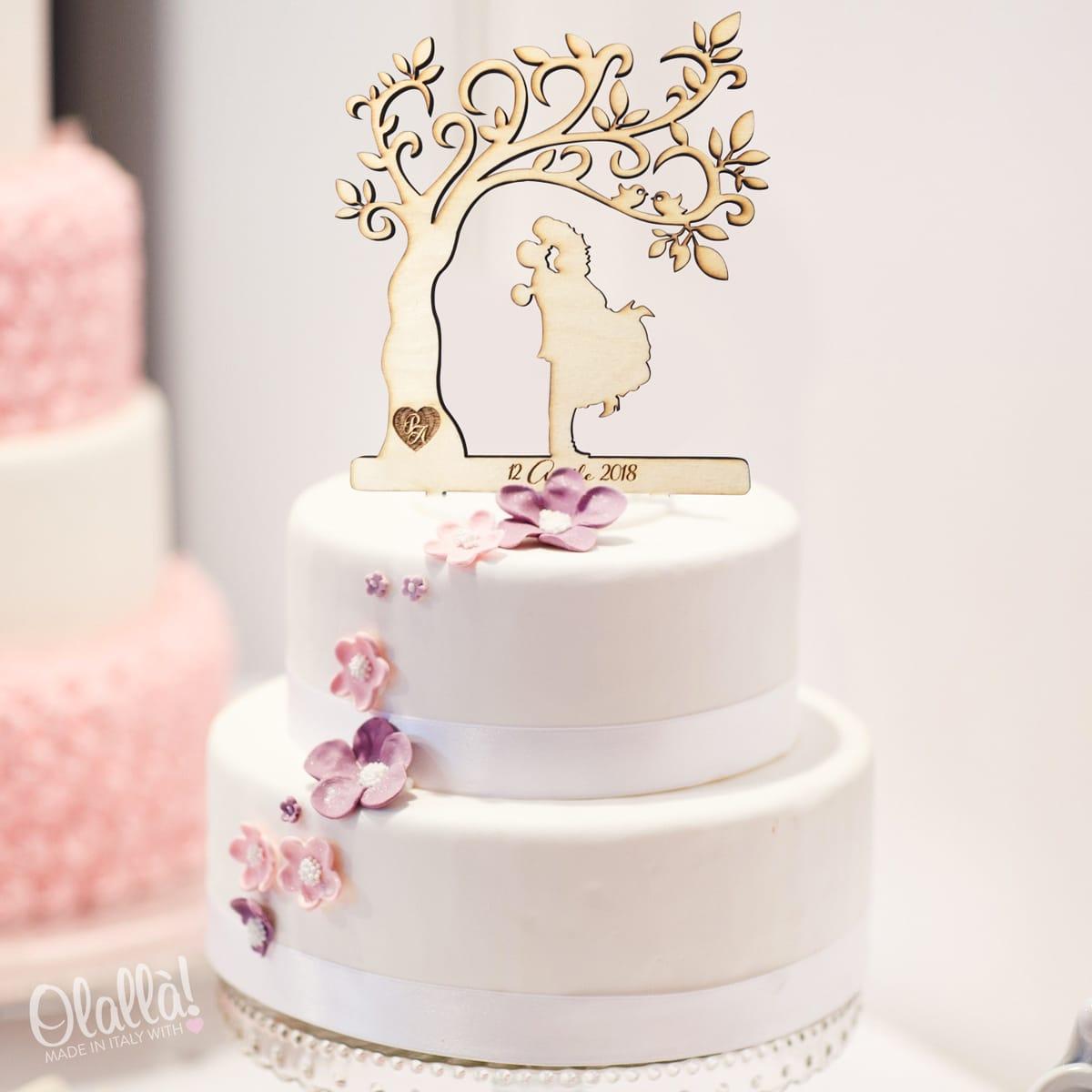 cake-topper-personalizzato-coppia-albero