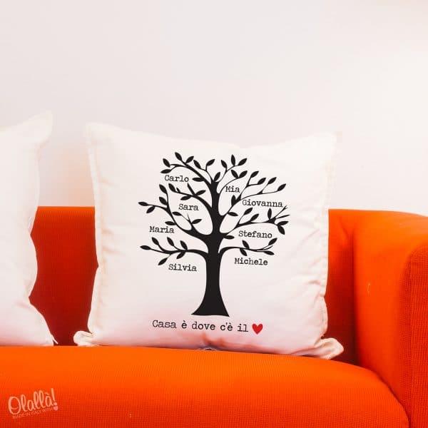 cuscino-albero-genealogico-personalizzato
