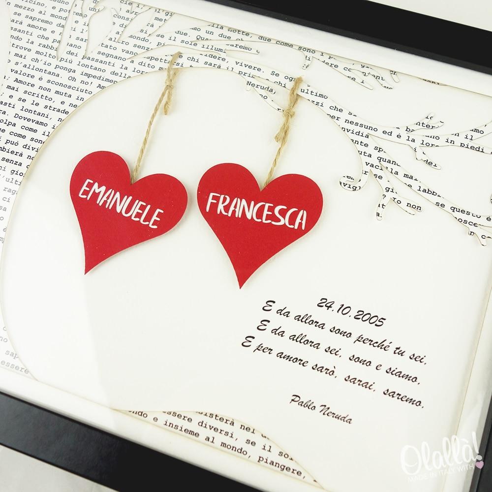 quadro-carta-personalizzato-idea-regalo-dettaglio-1
