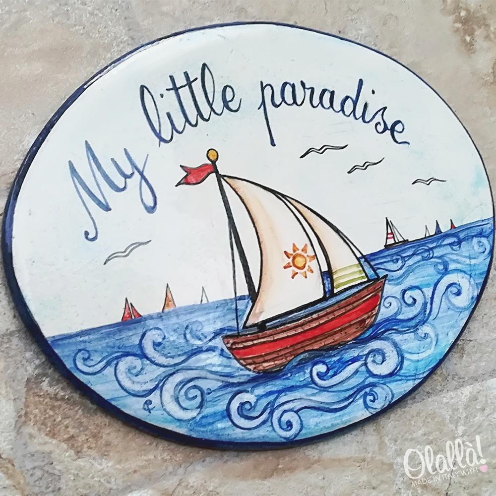 targhetta-ceramica-personalizzata-mare-barca