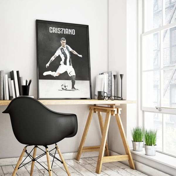 poster-personalizzabile-ronaldo-juventus-regalo