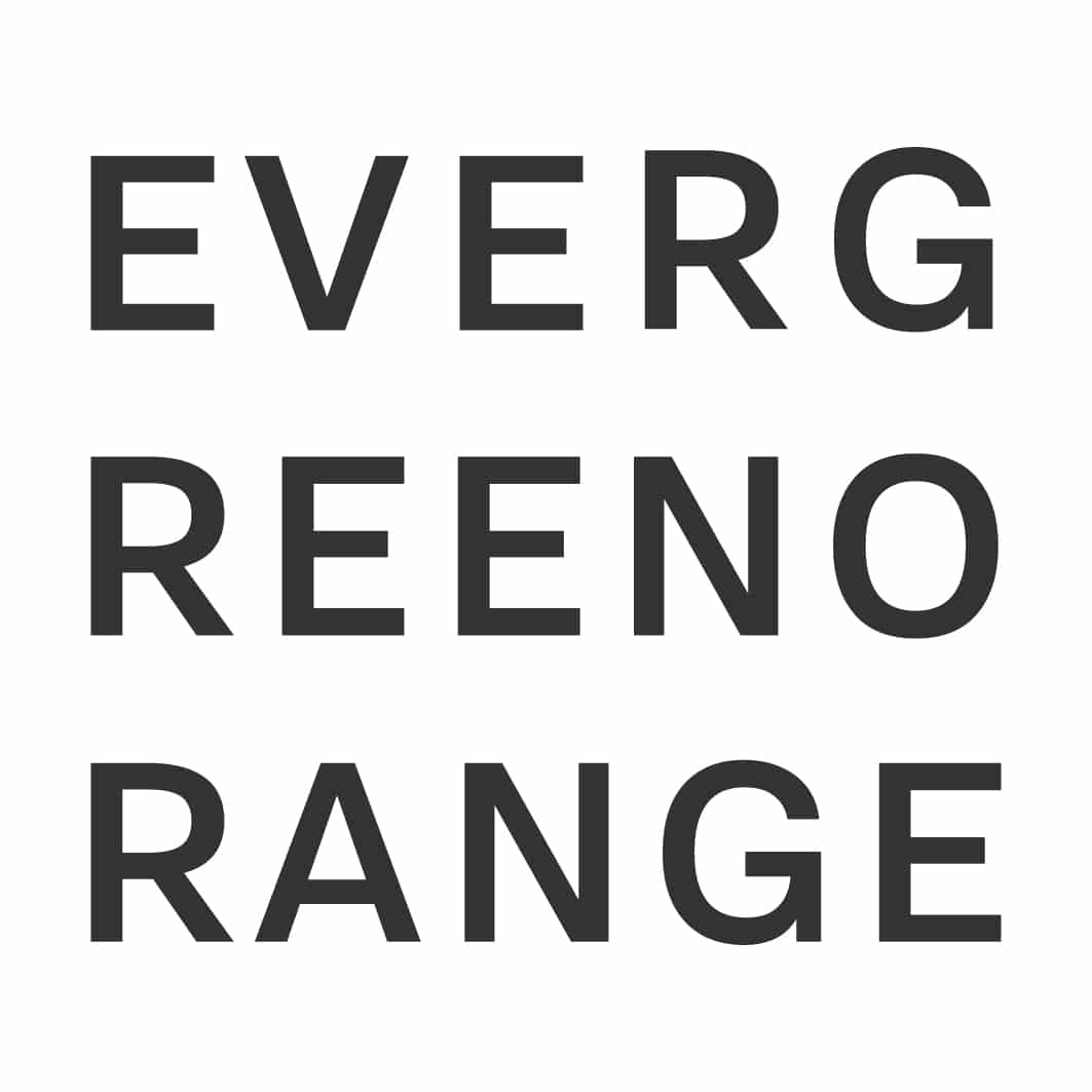 Logo Evergreen Orange - Nuovo