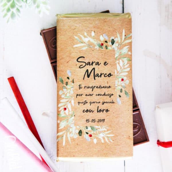 cioccolata-personalizzata-matrimonio-bomboniera