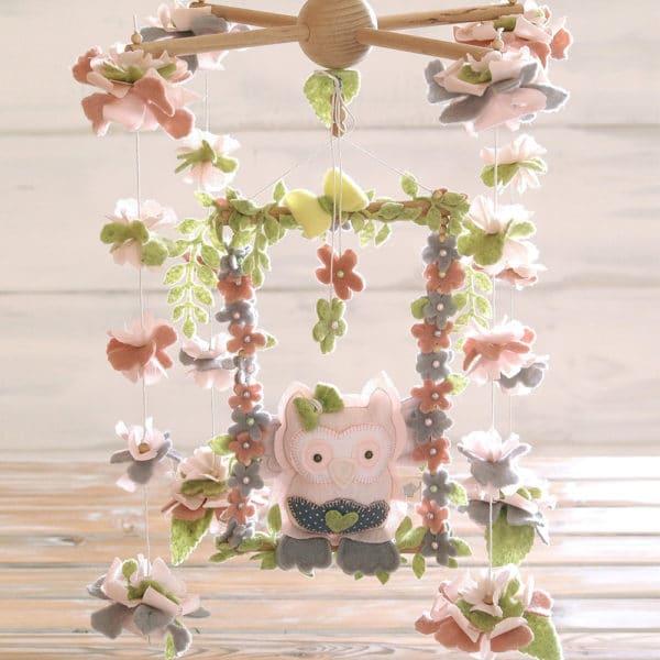 giostra-gufo-floreale-regalo-nascita