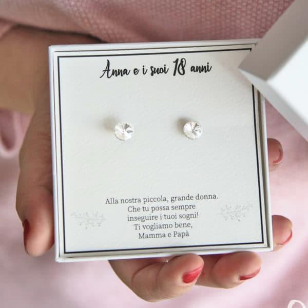 gioiello-orecchino-personalizzato-brillante-swarovski