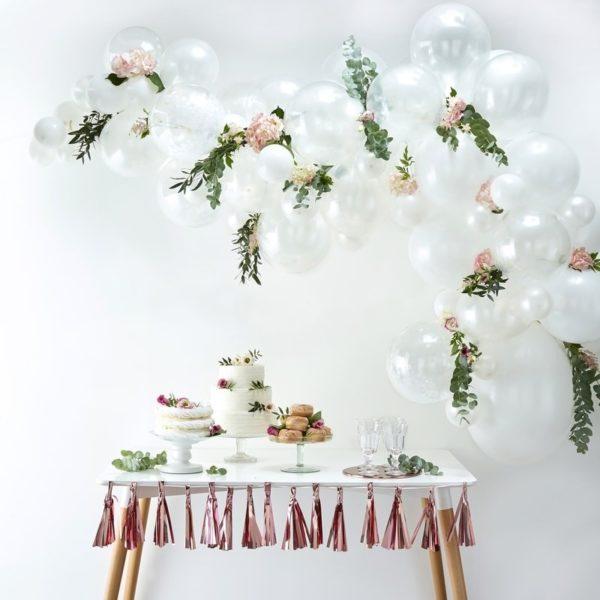 palloncini-bianchi-arco-matrimonio-ghirlanda