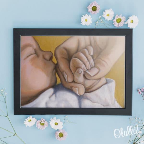 mano-mamma-dipinta-bambino