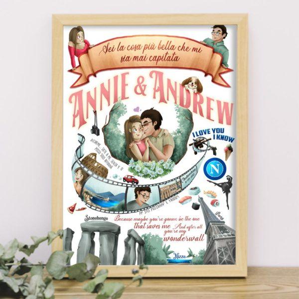 Illustrazione-personalizzata-storia-amore-regalo-san-valentino-01