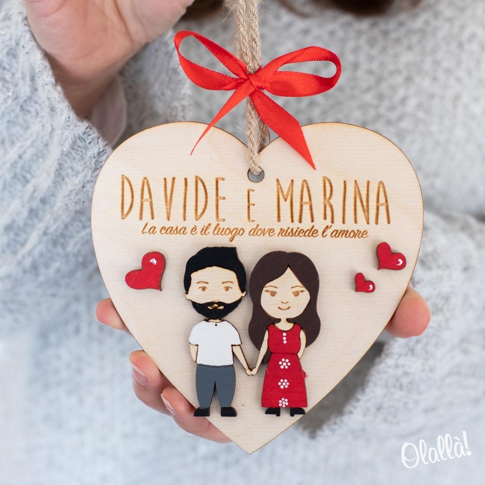 Anniversario Di Matrimonio Regalo Marito.Regali Di Anniversario Personalizzati Ed Originali Stupisci Con