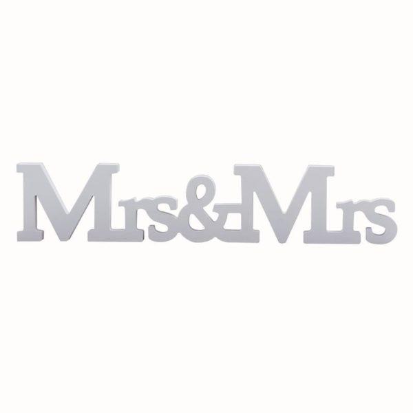 decorazione-matrimonio-mrs&mrs-scritta-legno