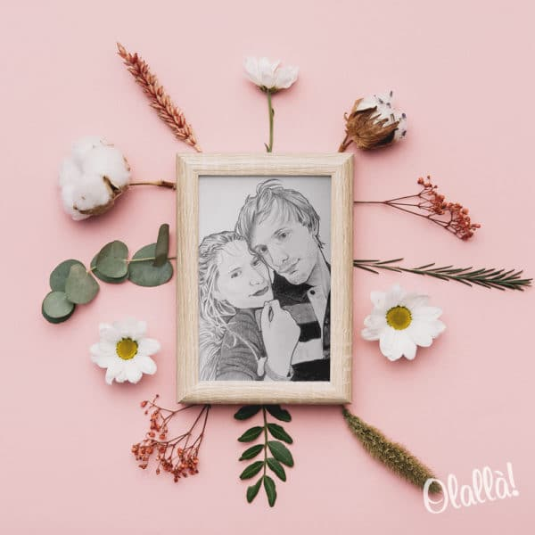 illustrazione-coppia-personalizzata-idea-regalo-1