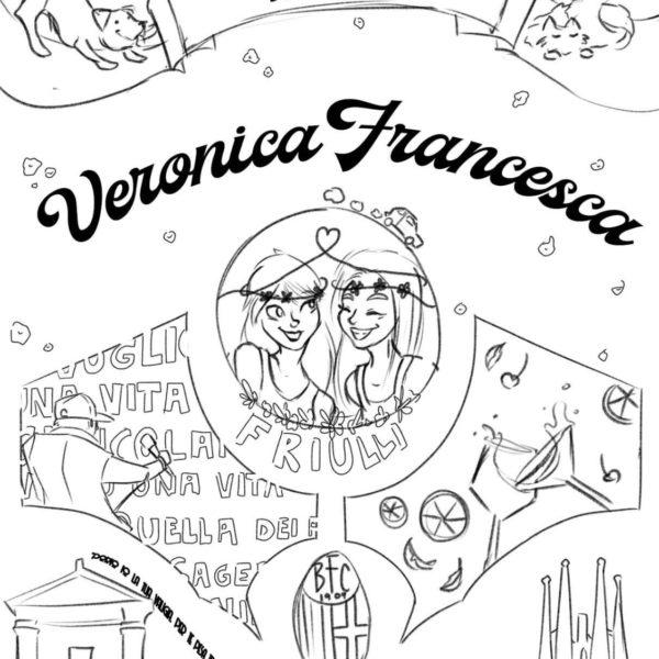 illustrazione-personalizzata-regalo-amica-bozza