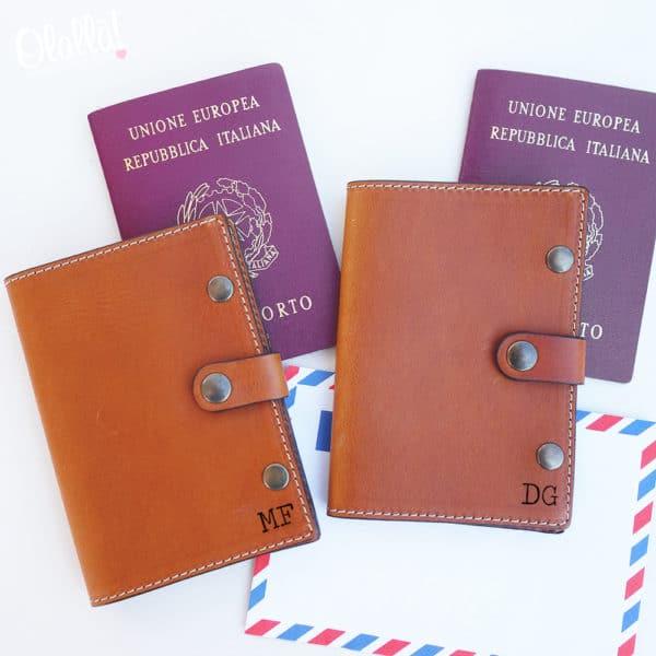 porta-passaporto-pelle-personalizzato-regalo-iniziali