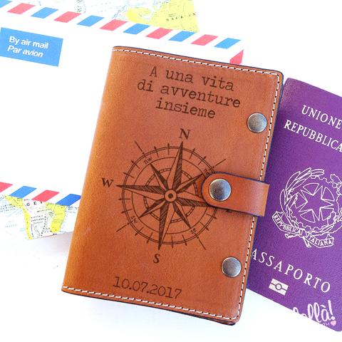 porta-passaporto-personalizzato-rosa-dei-venti