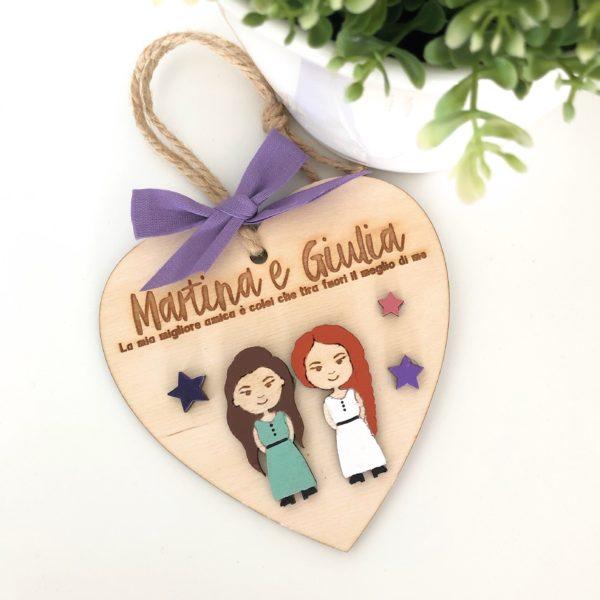 ritratto-cuore-personalizzato-regalo-amica