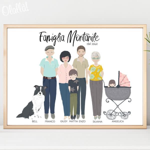 ritratto-digitale-famiglia-personalizzato-regalo-nonni