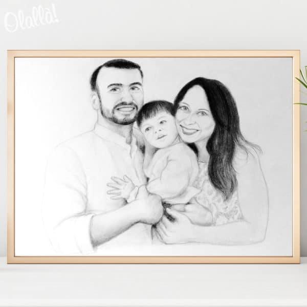 ritratto-famiglia-regalo-personalizzato