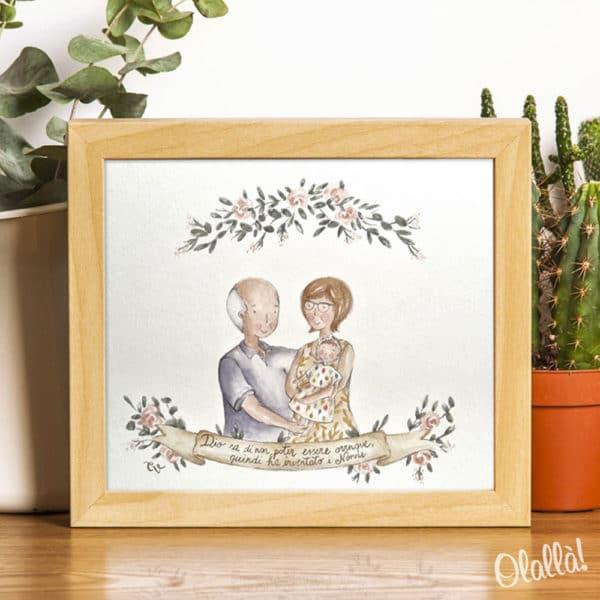 ritratto-nonni-acquerello