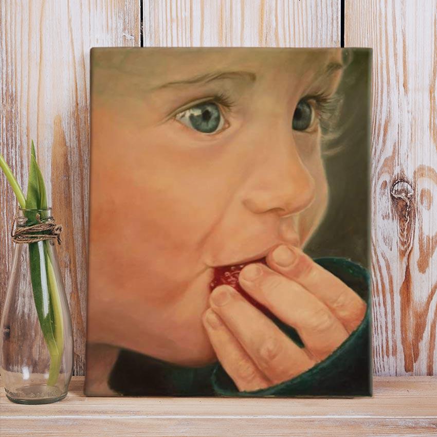 tela-ritratto-personalizzato-regalo-bambino