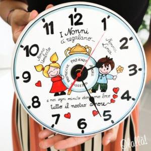 orologio-ceramica-dipinto-nonni-idea-regalo1