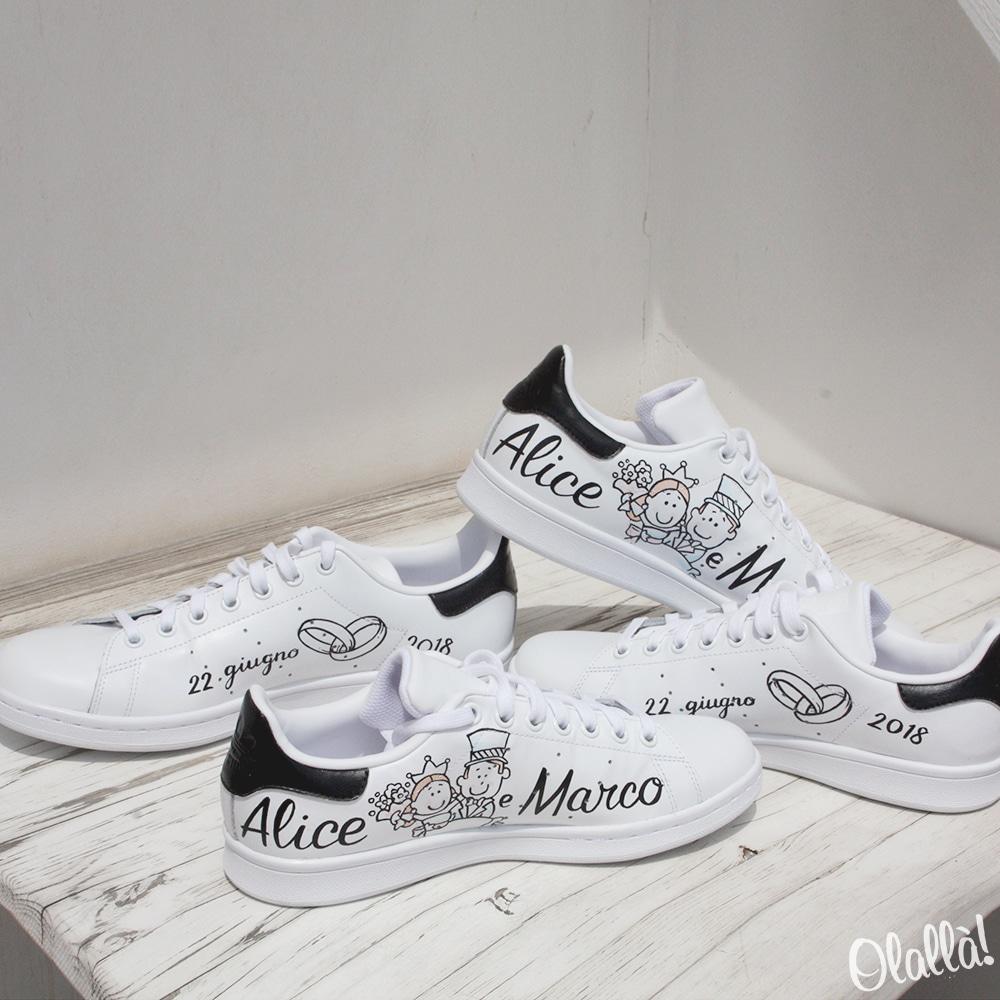 adidas personalizzare scarpe