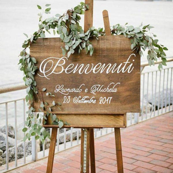 targa-benvenuto-personalizzabile-decorazione-matrimonio-1