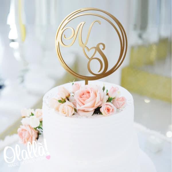 cake-topper-iniziali-cuore-cerchio