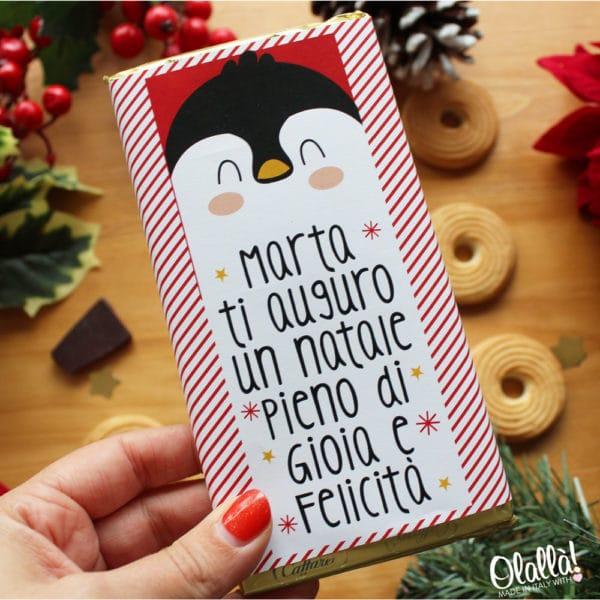 CIOCCOLATA-personalizzata-natale-pinguino-regalo