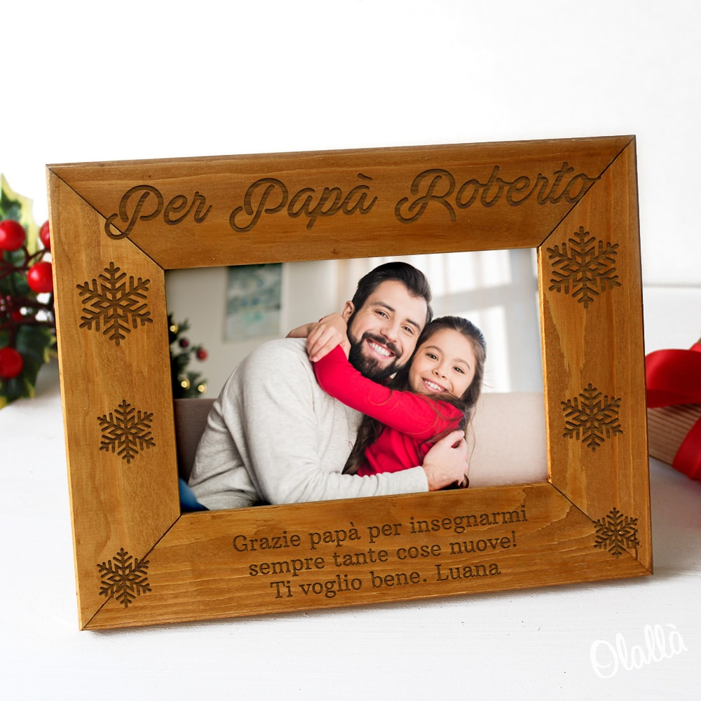 Regali di Natale per il Papà