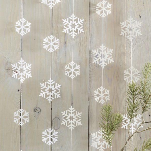 Festone-Natale-Fiocchi-Di-Neve