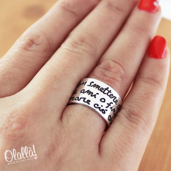 anello-personalizzato-fascia-argento-incisione