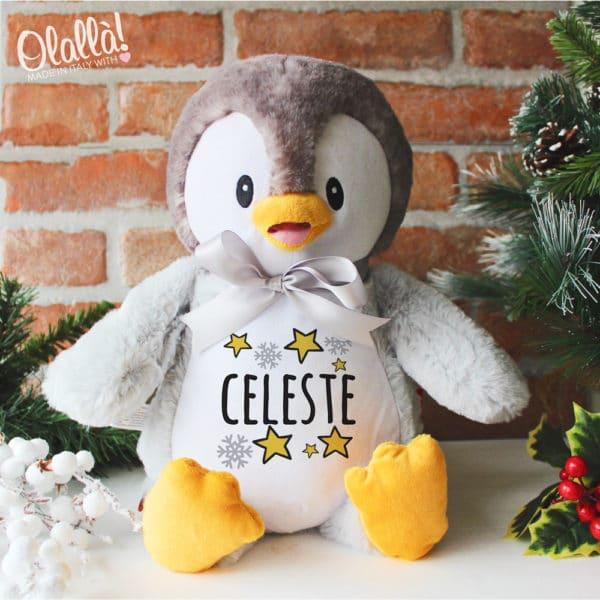 peluche-pupazzo-pinguino-natale-personalizzato-nome