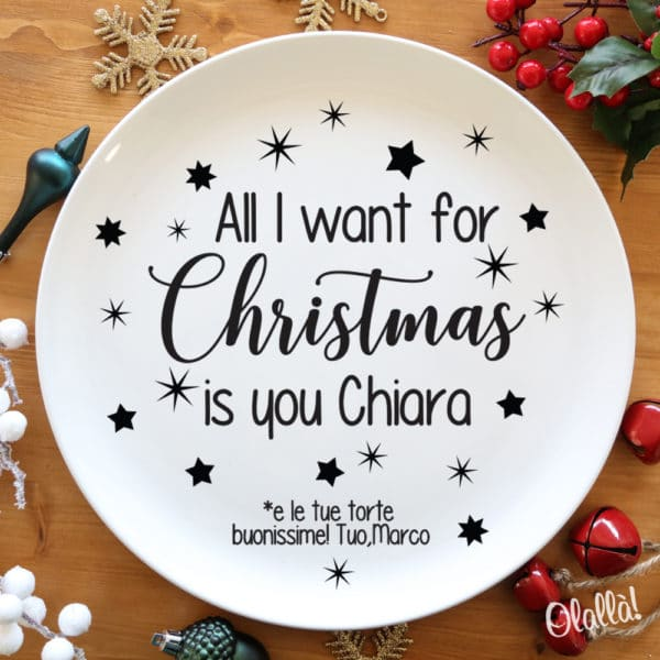piatto-ceramica-natale-all-i-want-christmas