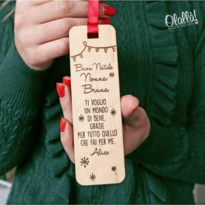 segnalibro-nonna-natale-legno-personalizzato