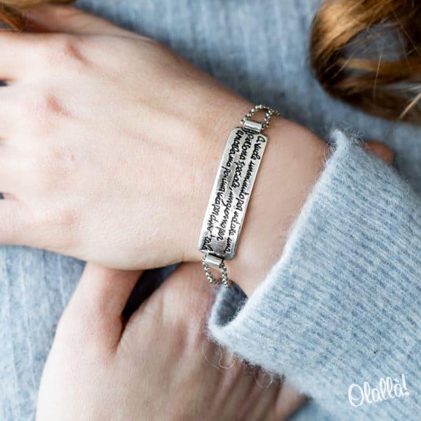 bracciale-personalizzato-dedica-argento-regalo-donna-1