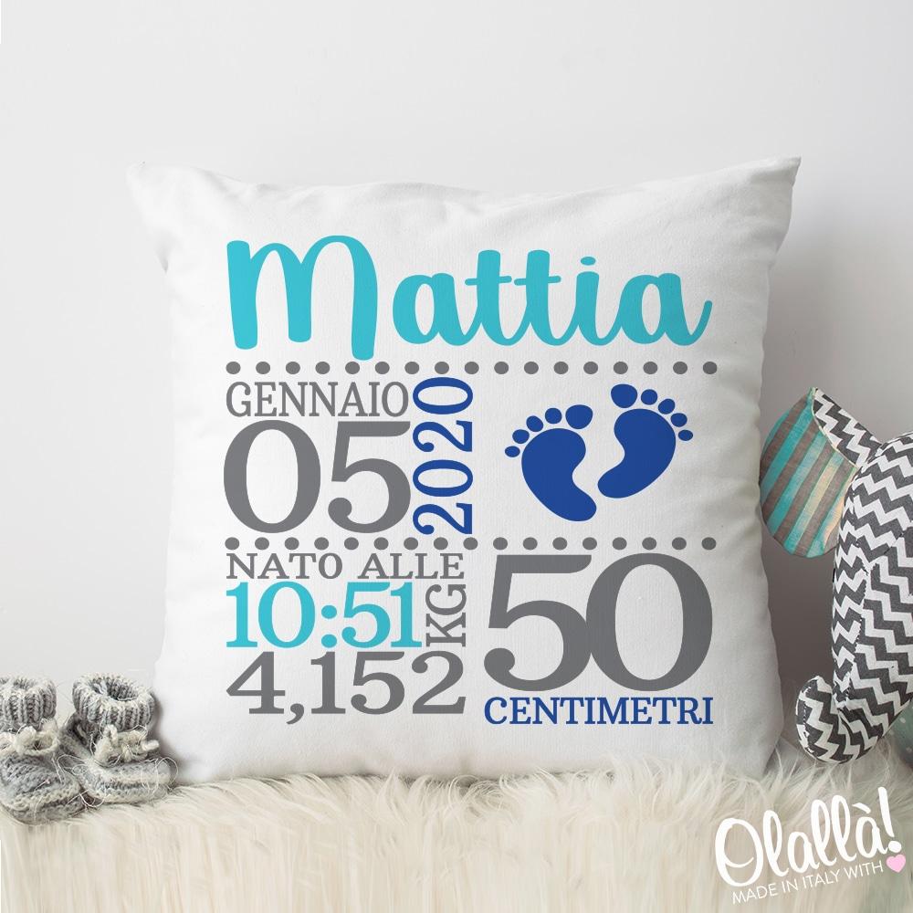 cuscino-personalizzabile-idea-regalo-nascita