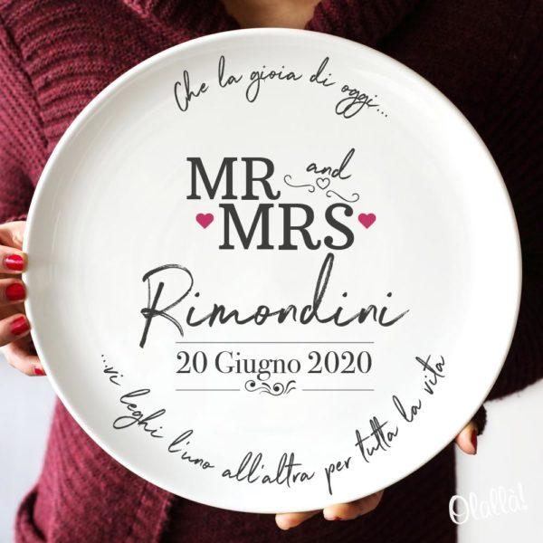 piatto-mr&mrs-personalizzabile-san-valentino