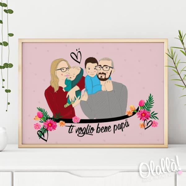 ritratto-famiglia-regalo-mamma-papa