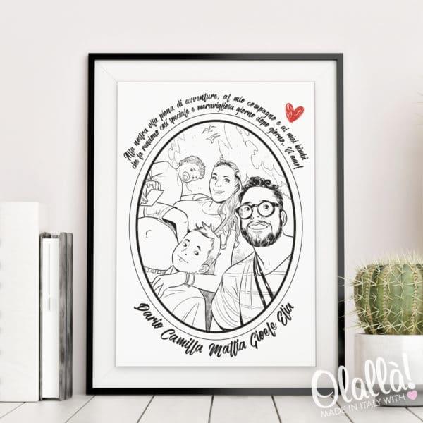 ritratto-famiglia-regalo-san-valentino