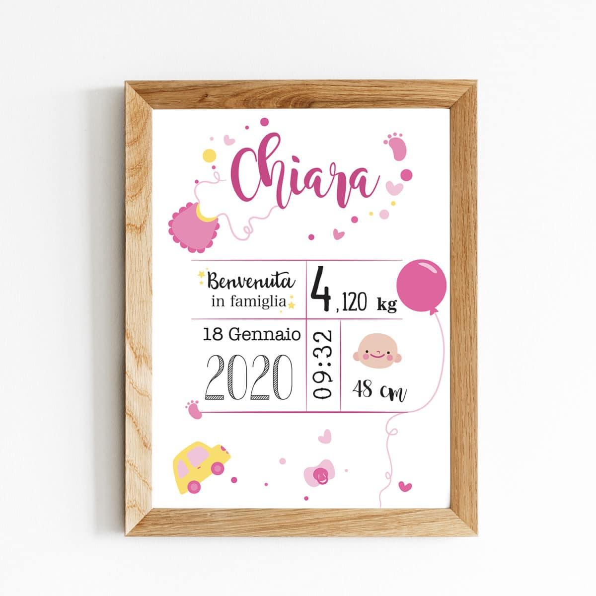 stampa-personalizzata-nascita-bambina-regalo-1