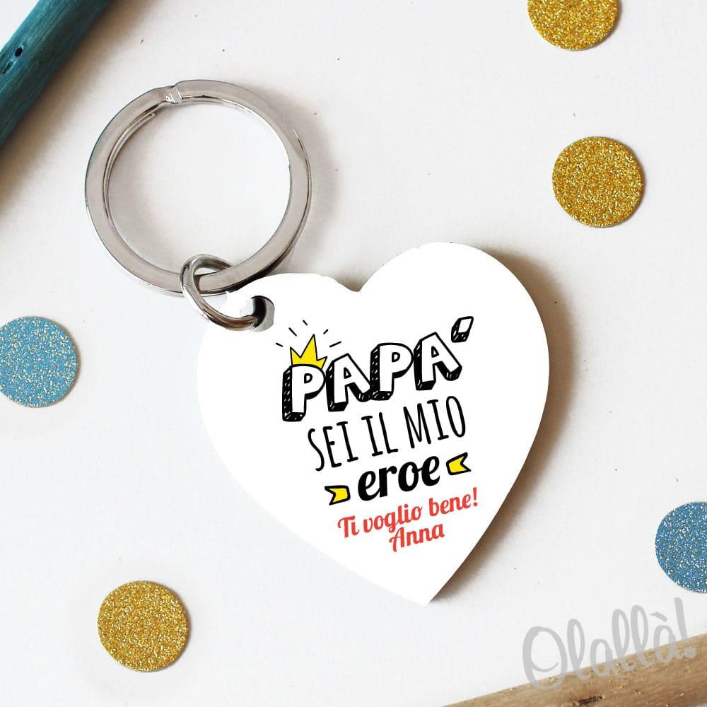 Portachiavi-cuore-personalizzato-regalo-papà