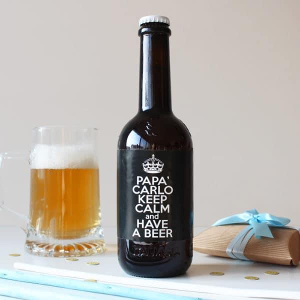 birra-personalizzata-keep-calm-festa-papa