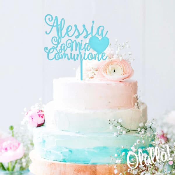 cake-topper-personalizzato-comunione-cuore