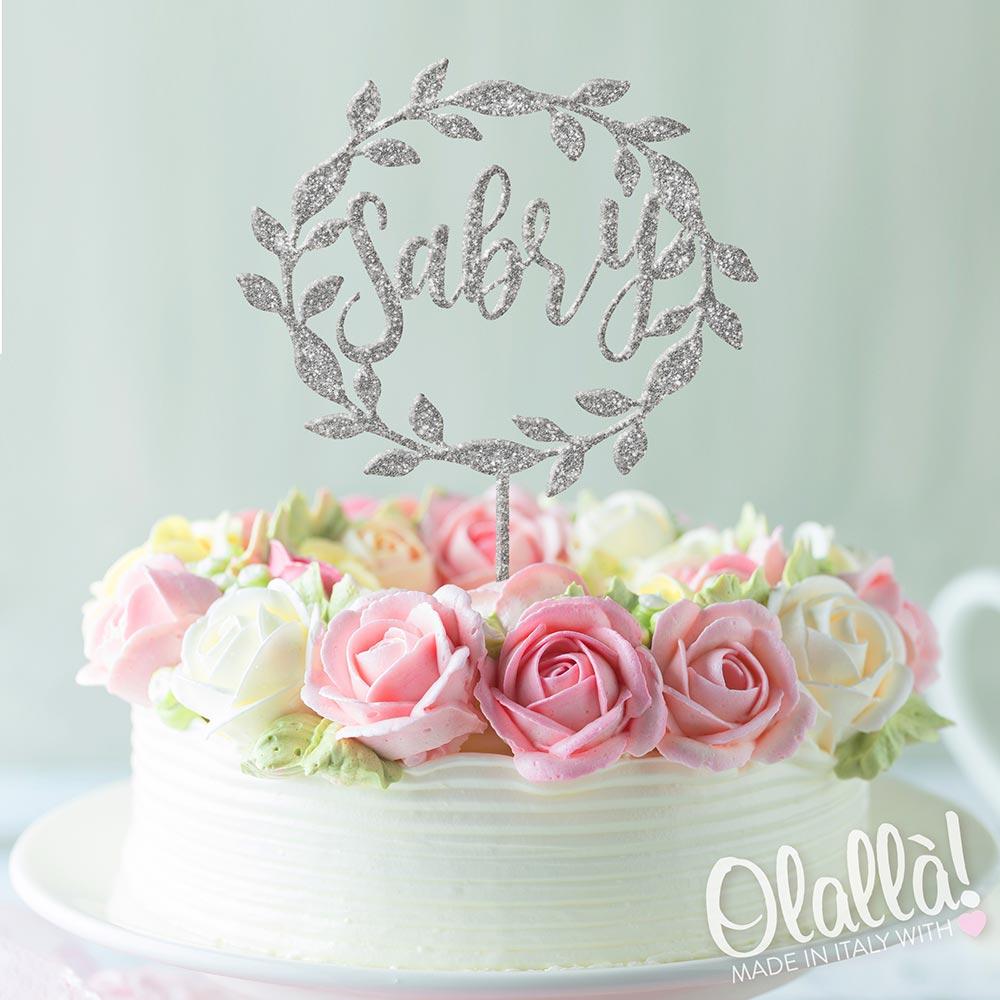 cake-topper-personalizzato-nome-corona