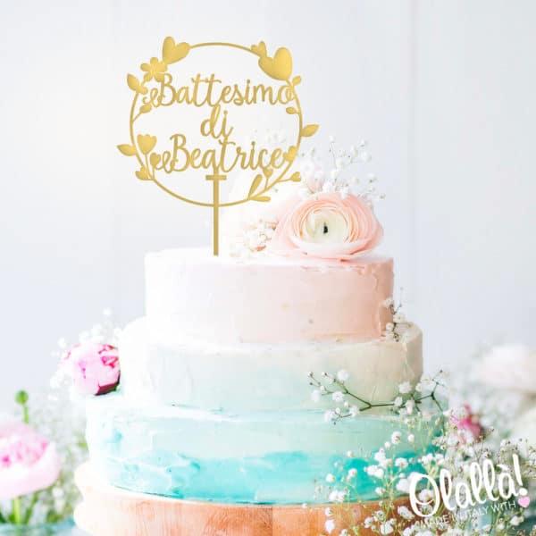 cake-topper-battesimo-nome-corona-cuori-oro